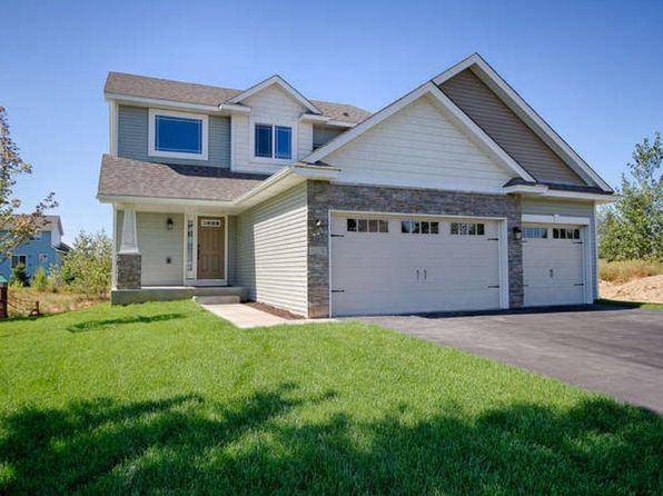 3 bed 2.5 bath Single Family at  Xxxx Meadow Ridge Trl Chisago Lake Twp, MN, 55045 is for sale at 370k - google static map