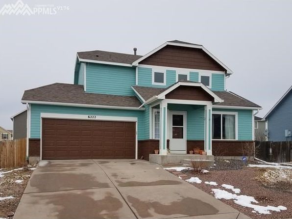 3 bed 3 bath Single Family at 6222 Baxter Dr Colorado Springs, CO, 80923 is for sale at 250k - 1 of 17