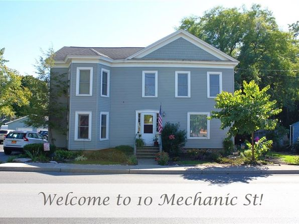 5 bed 3 bath Single Family at 10 Mechanic St Elbridge, NY, 13080 is for sale at 120k - 1 of 22