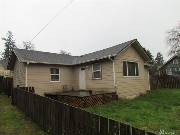 2 bed 1 bath Single Family at 619 Fairmount Ave Shelton, WA, 98584 is for sale at 165k - 1 of 18
