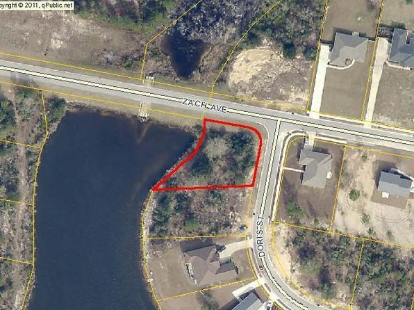 null bed null bath Vacant Land at 3150 DORIS ST CRESTVIEW, FL, 32536 is for sale at 27k - google static map