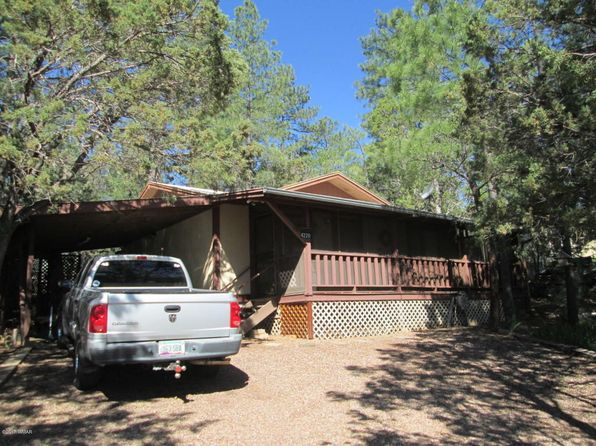 2 bed 1 bath Mobile / Manufactured at 4220 Antler Ln Show Low, AZ, 85901 is for sale at 75k - 1 of 15