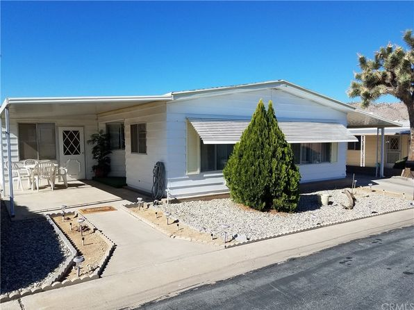 2 bed 2 bath Mobile / Manufactured at 7501 Palm Ave Yucca Valley, CA, 92284 is for sale at 20k - 1 of 30