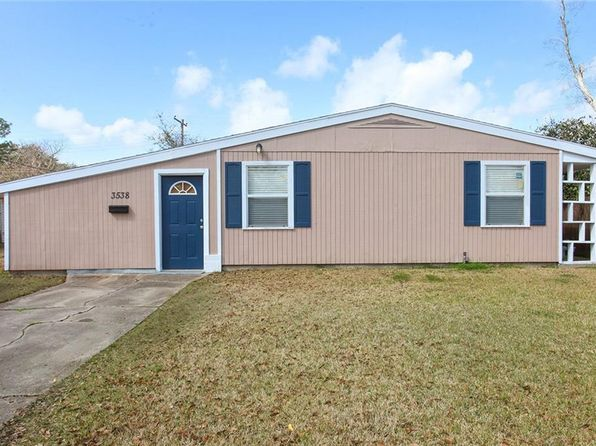 3 bed 1 bath Single Family at 3538 E Roosevelt St Lake Charles, LA, 70607 is for sale at 85k - 1 of 10