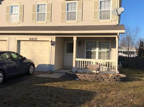 2 bed 3 bath Condo at 16654 W Natoma Dr Lockport, IL, 60441 is for sale at 170k - google static map