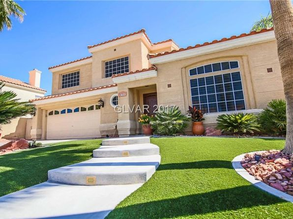 4 bed 3 bath Single Family at 8704 Summer Ridge Dr Las Vegas, NV, 89134 is for sale at 390k - 1 of 34