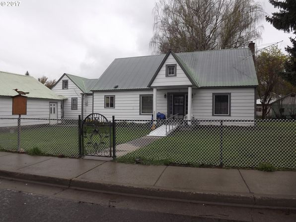 4 bed 2 bath Single Family at 217 N Main St Halfway, OR, 97834 is for sale at 158k - 1 of 15