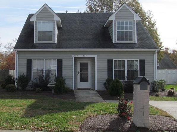 4 bed 3 bath Single Family at 167 Kristen Ln Suffolk, VA, 23434 is for sale at 220k - 1 of 3