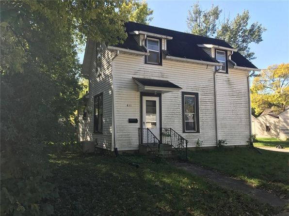 3 bed 1 bath Single Family at 611 SW 4th St Independence, IA, 50644 is for sale at 32k - google static map