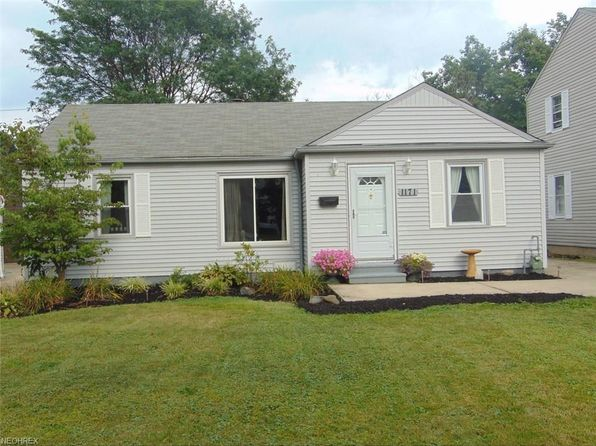 3 bed 2 bath Single Family at 1171 Worton Blvd Cleveland, OH, 44124 is for sale at 150k - 1 of 29