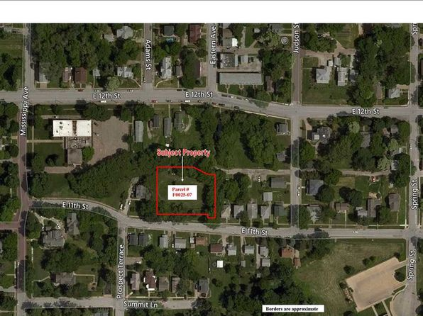 null bed null bath Vacant Land at 16 17 Fultons Addn St Davenport, IA, 52803 is for sale at 60k - google static map