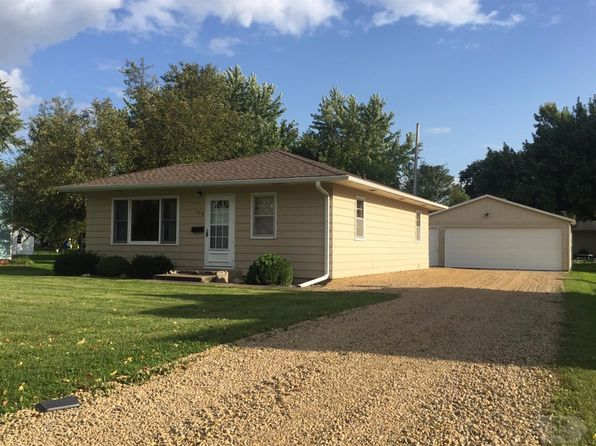 2 bed 1 bath Single Family at 599 1st St SW Britt, IA, 50423 is for sale at 55k - 1 of 12