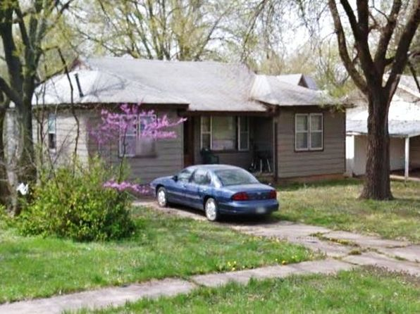 3 bed 1 bath Single Family at 1021 W Chestnut St Independence, KS, 67301 is for sale at 35k - google static map