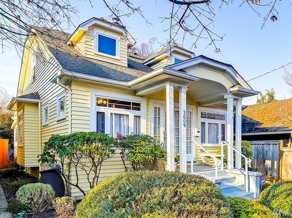 3 bed 2 bath Single Family at 3009 61st Ave SW Seattle, WA, 98116 is for sale at 989k - 1 of 24