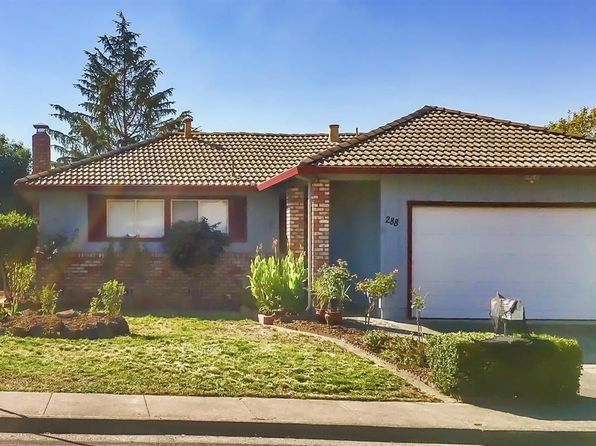 2 bed 2 bath Single Family at 288 Monte Vista Ave Healdsburg, CA, 95448 is for sale at 575k - 1 of 2