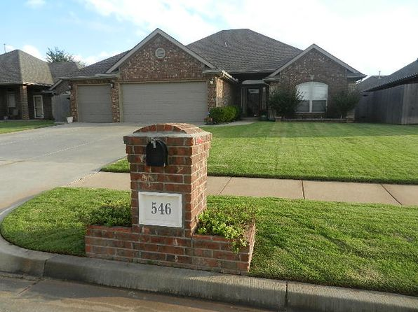 4 bed 3 bath Single Family at 546 W Broadpoint Court Way Mustang, OK, 73064 is for sale at 200k - 1 of 27