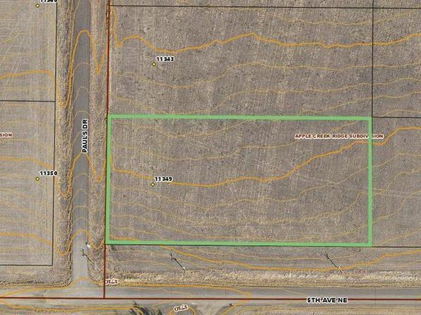null bed null bath Vacant Land at 11349 Pauls Dr Bismarck, ND, 58504 is for sale at 70k - 1 of 2