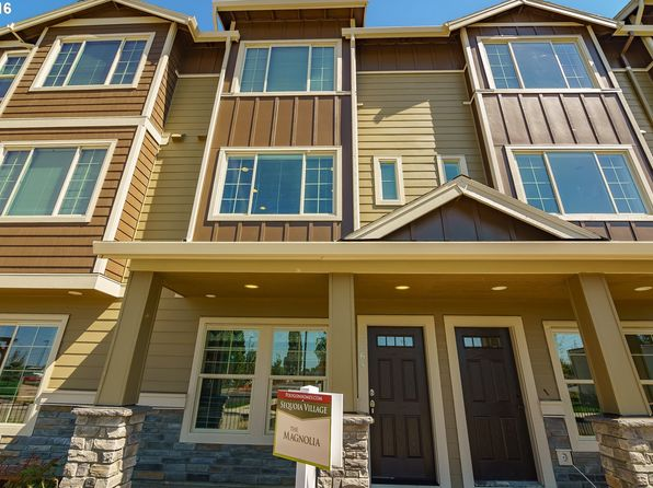 2 bed 3 bath Townhouse at 7878 NE Heiser St Hillsboro, OR, 97006 is for sale at 290k - 1 of 10