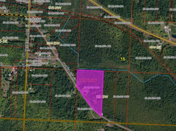 null bed null bath Vacant Land at 1803 Charles St Wakefield, MI, 49968 is for sale at 18k - google static map
