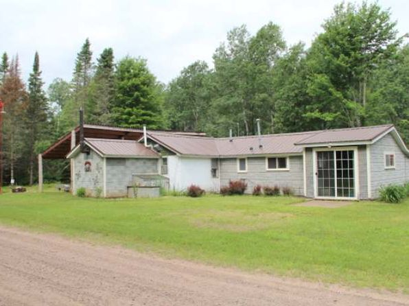 1 bed 1 bath Single Family at N15961 PINE CREEK RD PARK FALLS, WI, 54552 is for sale at 50k - 1 of 40