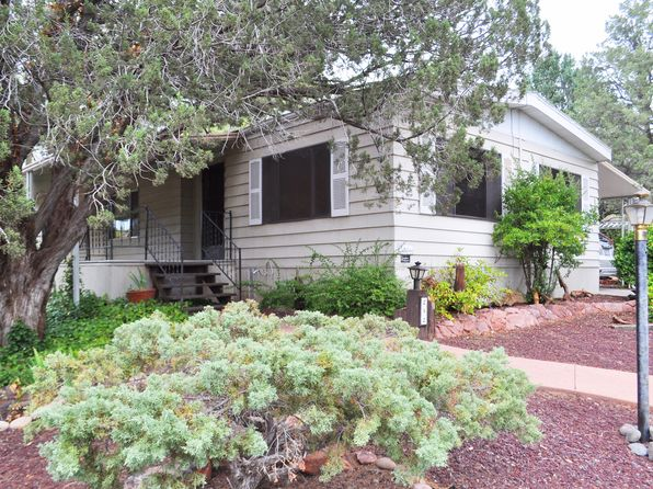 2 bed 2 bath Mobile / Manufactured at 6770 89a Sedona, AZ, 86336 is for sale at 63k - 1 of 12