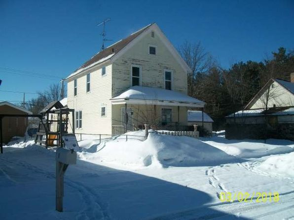 5 bed 2 bath Single Family at 23 W River St Tomahawk, WI, 54487 is for sale at 30k - google static map