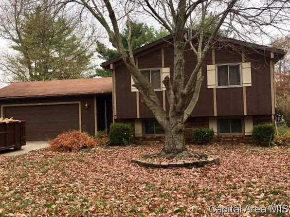4 bed 2 bath Single Family at 31 Briarwyck Dr Jacksonville, IL, 62650 is for sale at 90k - 1 of 11