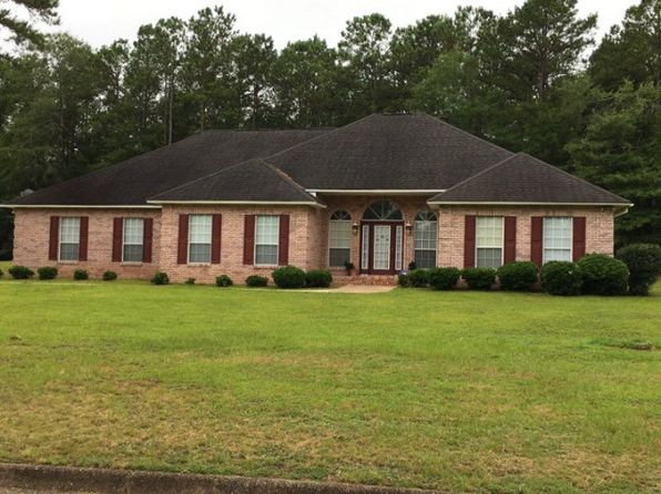 4 bed 3 bath Single Family at 46 Hidden Creek Ln Monroeville, AL, 36460 is for sale at 140k - 1 of 17