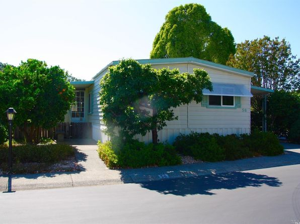 3 bed 2 bath Mobile / Manufactured at 58 Shamrock Cir Santa Rosa, CA, 95403 is for sale at 190k - 1 of 39