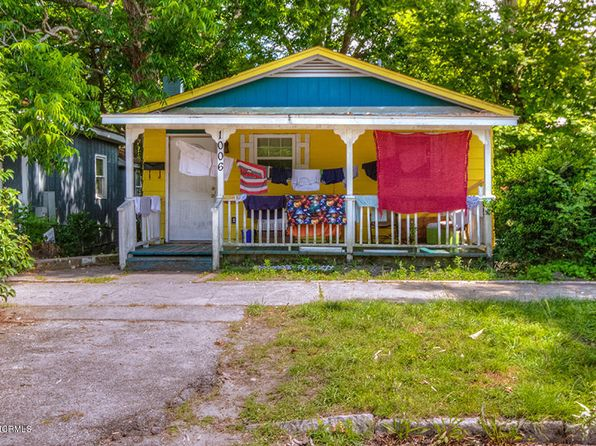 3 bed 1 bath Single Family at 1006 Hall St Wilmington, NC, 28401 is for sale at 64k - 1 of 2