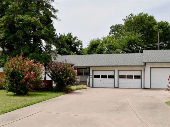 3 bed 2 bath Single Family at 1408 Coronado St Ponca City, OK, 74604 is for sale at 129k - 1 of 20