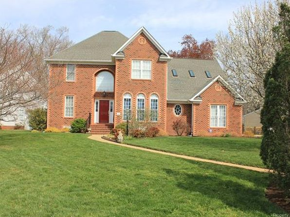 4 bed 3 bath Single Family at 601 Brentmeade Dr Yorktown, VA, 23693 is for sale at 485k - 1 of 32
