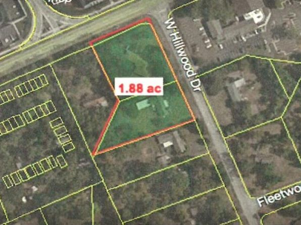 4 bed null bath Vacant Land at 877 W Hillwood Dr Nashville, TN, 37205 is for sale at 2.10m - google static map
