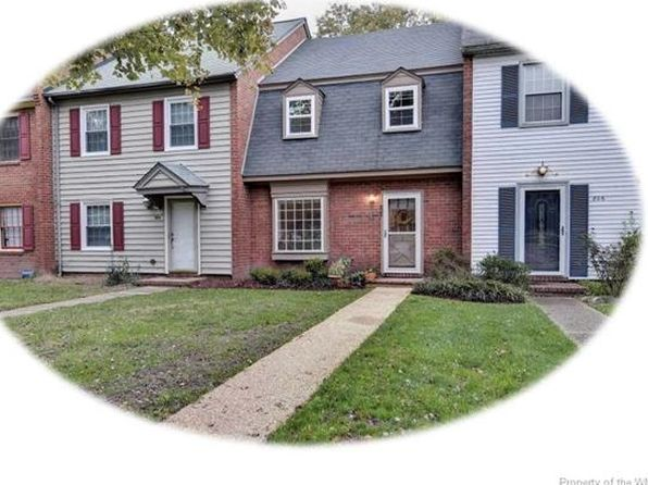2 bed 2 bath Townhouse at 805 London Company Way Williamsburg, VA, 23185 is for sale at 130k - 1 of 22
