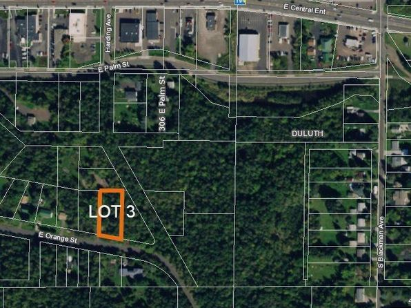 null bed null bath Vacant Land at  Lots 3 Orange St Duluth, MN, 55811 is for sale at 3k - google static map