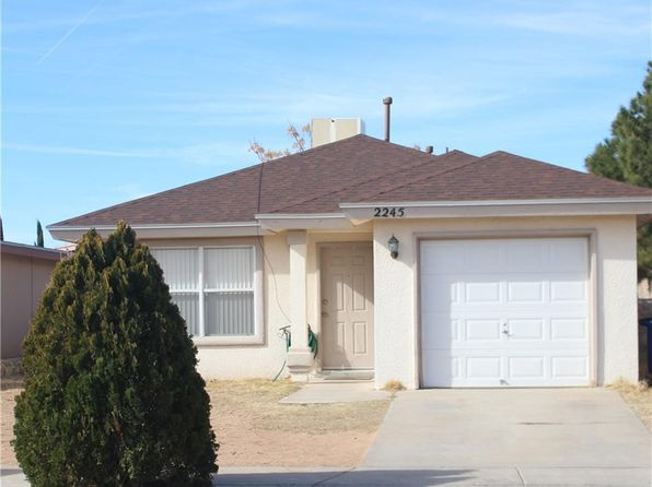 3 bed 2 bath Single Family at 2245 TIERRA DE ORO WAY EL PASO, TX, 79938 is for sale at 100k - 1 of 18