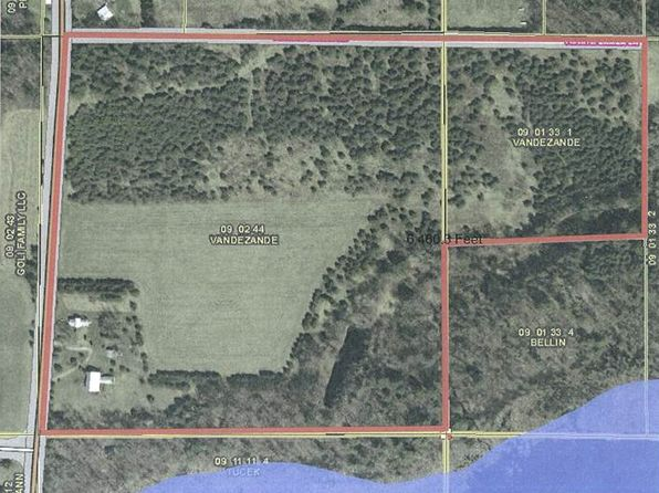 null bed null bath Vacant Land at N9328 County Road J Iola, WI, 54945 is for sale at 195k - google static map