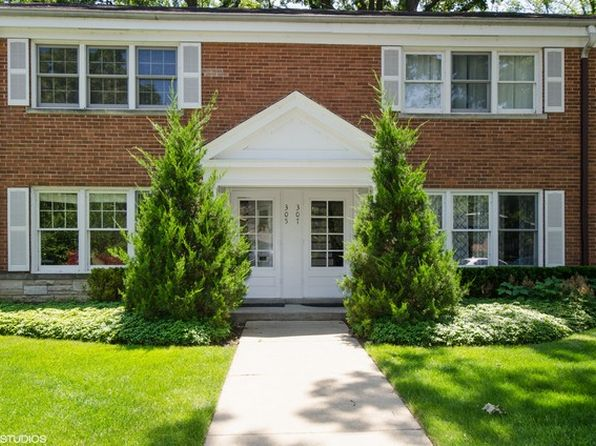 2 bed 2 bath Townhouse at 305 Linden Ave Wilmette, IL, 60091 is for sale at 299k - 1 of 10