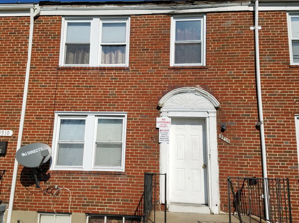 6 bed 2 bath Multi Family at 3912 Erdman Ave Baltimore, MD, 21213 is for sale at 129k - 1 of 7