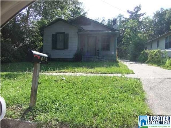 3 bed 2 bath Single Family at 616 Euclid Ave Mobile, AL, 36606 is for sale at 25k - google static map
