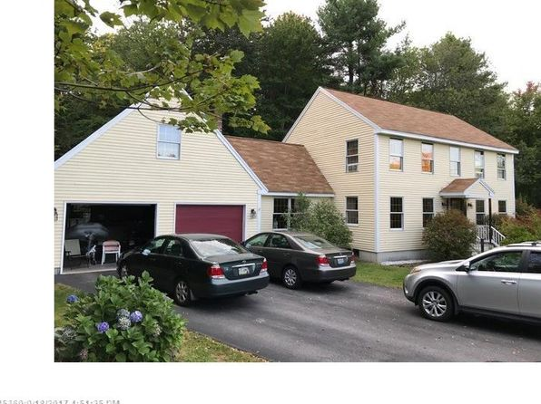 3 bed 3 bath Single Family at 2 Grist Mill Rd Falmouth, ME, 04105 is for sale at 359k - google static map