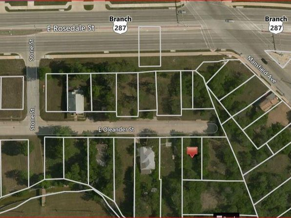 null bed null bath Vacant Land at 1174 E Oleander St Fort Worth, TX, 76104 is for sale at 34k - google static map