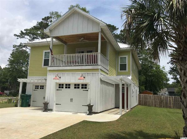 4 bed 4 bath Single Family at 312 Pine Ave Murrells Inlet, SC, 29576 is for sale at 380k - 1 of 20