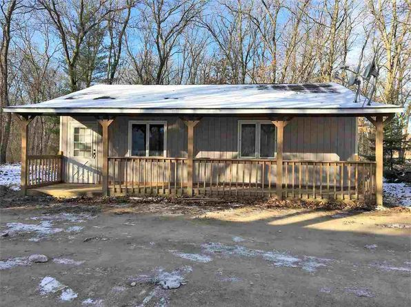 1 bed 1 bath Single Family at W3773 Blackhawk Ct Redgranite, WI, 54970 is for sale at 105k - 1 of 24