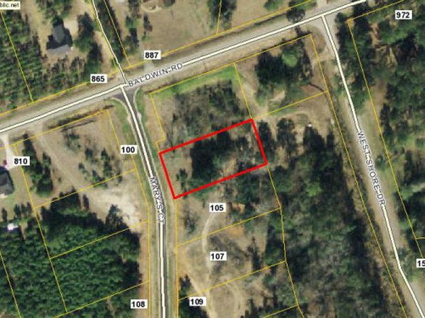 null bed null bath Vacant Land at 103 Mary's Ct Thomasville, GA, 31757 is for sale at 20k - google static map
