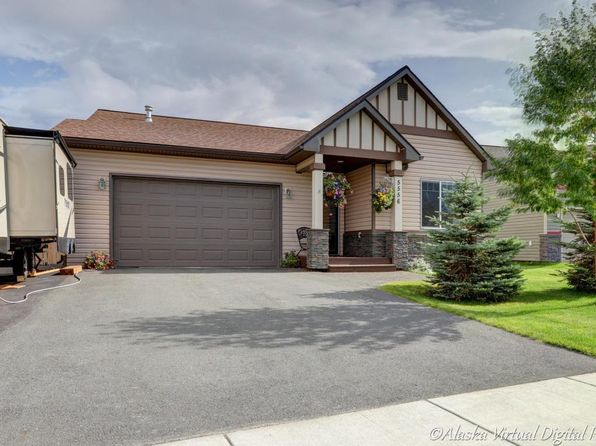 3 bed 2 bath Single Family at 5556 Grand Teton Loop Anchorage, AK, 99502 is for sale at 425k - 1 of 37