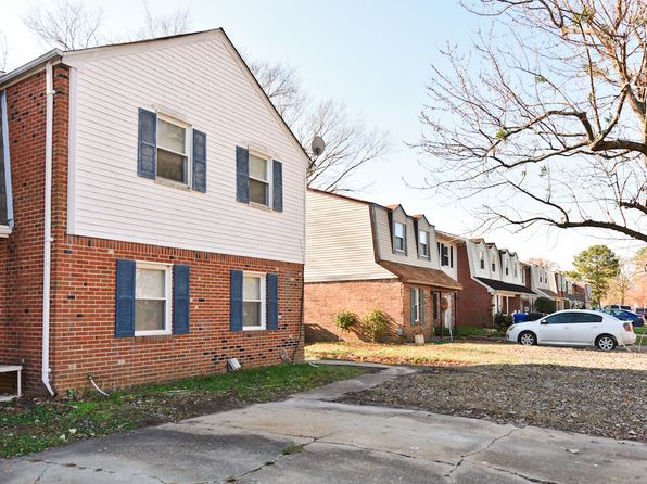3 bed 3 bath Townhouse at 3361 Lakecrest Rd Virginia Beach, VA, 23452 is for sale at 145k - 1 of 35