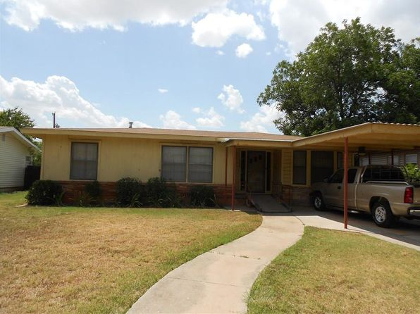 4 bed 1.5 bath Single Family at 1134 Burger St Abilene, TX, 79603 is for sale at 90k - 1 of 16