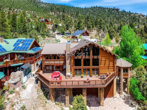 3 bed 2 bath Single Family at 215 CRESTVIEW DR MOUNT CHARLESTON, NV, 89124 is for sale at 899k - 1 of 35