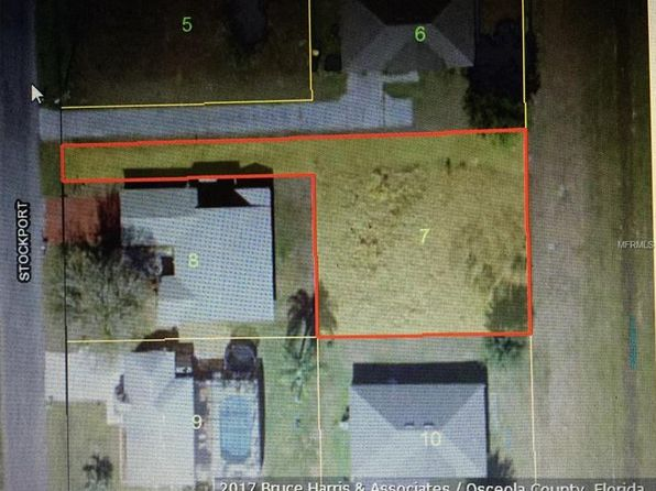 null bed null bath Vacant Land at  Stockport Dr Kissimmee, FL, 34758 is for sale at 26k - 1 of 7